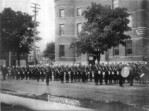 28th Reg 1908