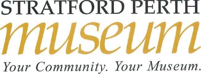 Stratford Perth Museum Logo