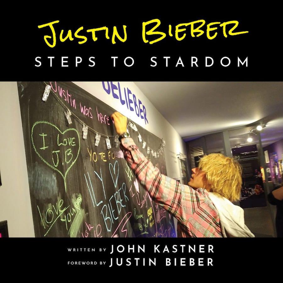Justin Bieber Steps To Stardom Book